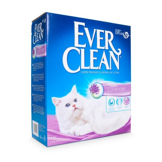 Ever-Clean-Super-Premium-Clumping-Cat-Litter-Lavender-Scent-10L-Product-Image-900x900px